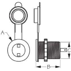 LED Power Socket