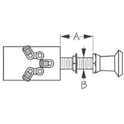 Three Position One Circuit Switch