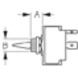 Toggle Switch On⁄Off SPDT