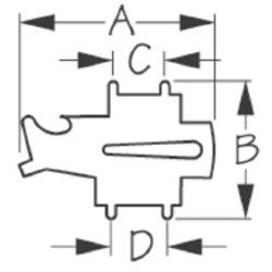 Universal Deck Fill Key
