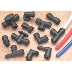 22mm Metric Series Quick Connect Plumbing System