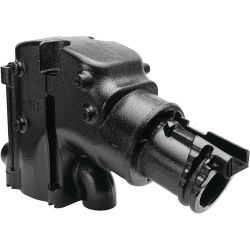 Riser Dry Joint Exhaust for Mercruiser 14 Degree V6 V8 2004 Up replace 864591T02