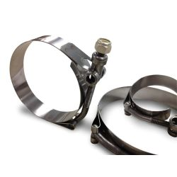 Sierra Series 720 Exhauset Hose T-Bolt Band Clamp
