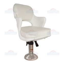 Commodore Adjustable Chair Package  of Springfield Marine Commodore Adjustable Chair Package