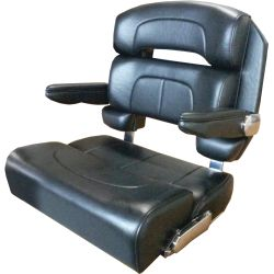 HA1 Series 28 in Capri Helm Chair - Deluxe