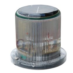 46106 of Taylor Made Group Automatic Solar LED Warning Light