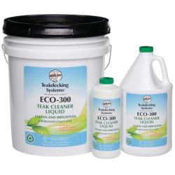 ECO-300 Teak Cleaner Liquid
