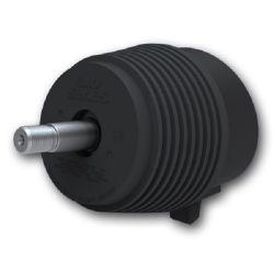 Side View of SeaStar Solutions SeaStar Sport & Pro Sport Tilt - Hydraulic Tilt Steering