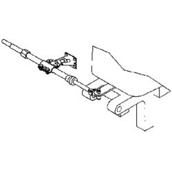 instructions of U-flex Clamp Block Steering Cable Support