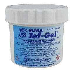 tg-2 of Ultra Safety Systems Ultra Tef-Gel - Thread Anti-Seize Lubricant