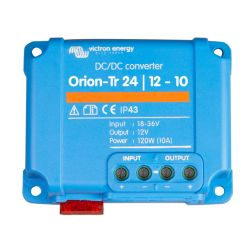 Top of Victron Energy Orion 24V TR DC to DC Converter, Non-isolated