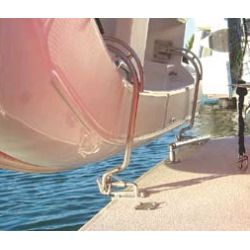 Arc Transom Mounts For Inflatable Dinghies