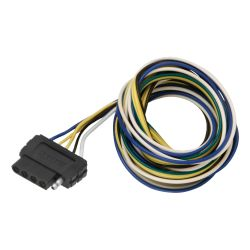 707273 of Wesbar Electric Trailer Wire Harness