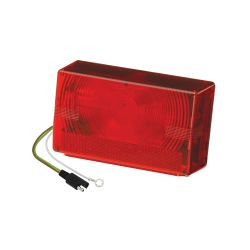 "Submersible Over 80"" 4X6 Low Profile Taillights"