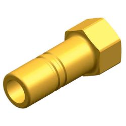 STEM ADAPTOR 1/4 FEM. NPT TO 15MM