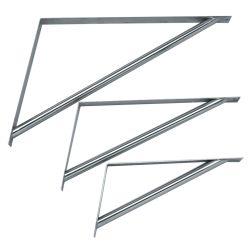 60993 of Whitecap Industries Stainless Steel Swim Platform Brackets