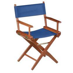 60041 of Whitecap Industries Teak Director's Chair