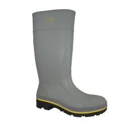 Gray Pro Steel Toe Boot