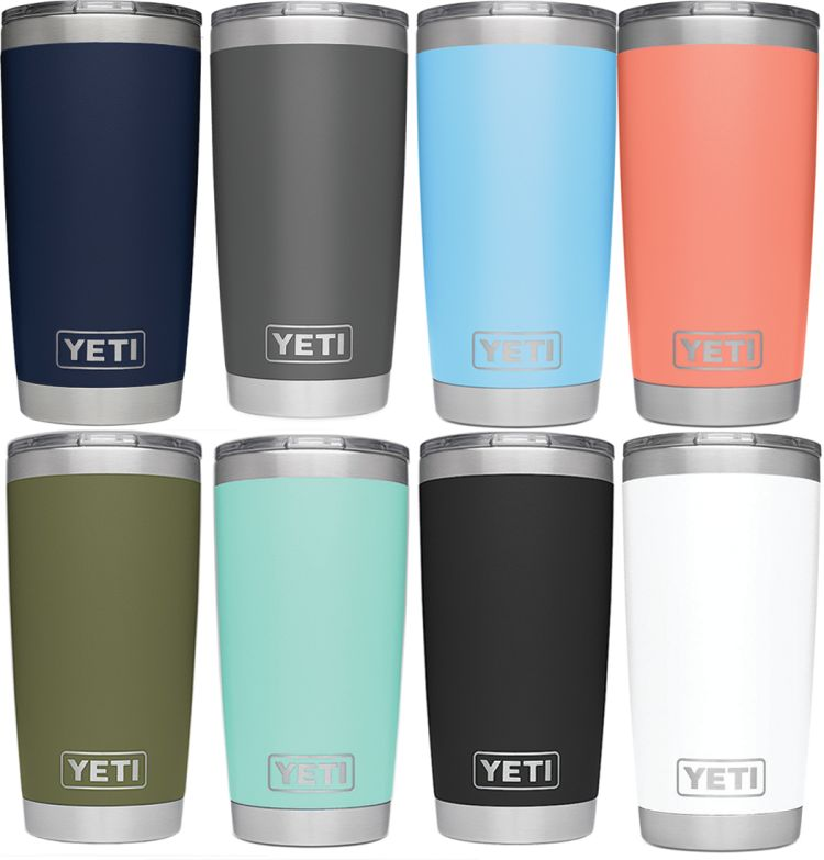 Rambler 20 oz Stainless Steel Insulated Tumbler - 5 DuraCoat