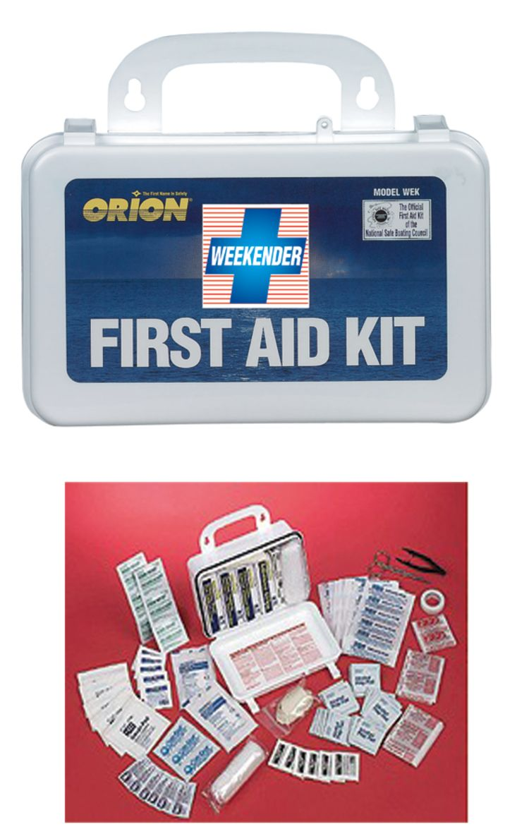 Orion 964 Marine Weekender First Aid Kit
