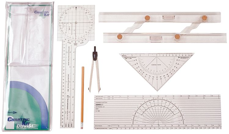 New Charting Kit davis Instruments 083