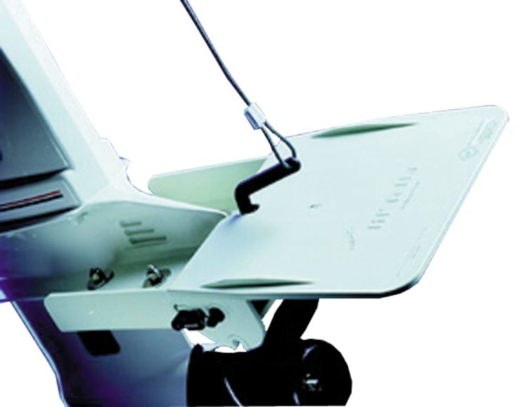 Davis lil/' Fella Trolling Plate for Outboards 25HP or Less