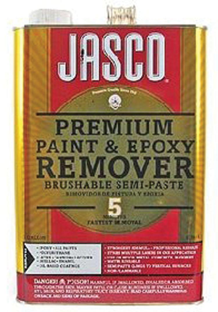 Bix paint varnish stripper