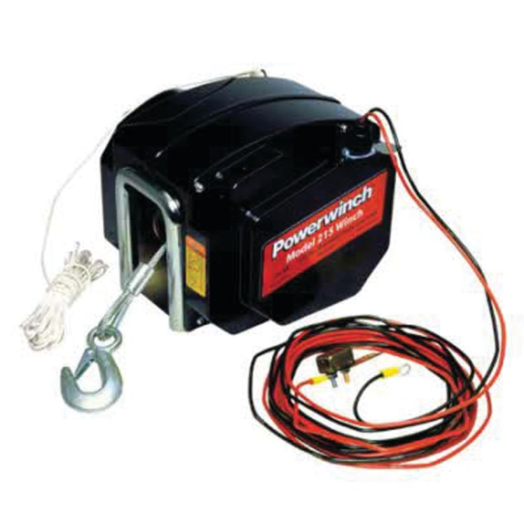 Powerwinch 215 Fisheries Supply