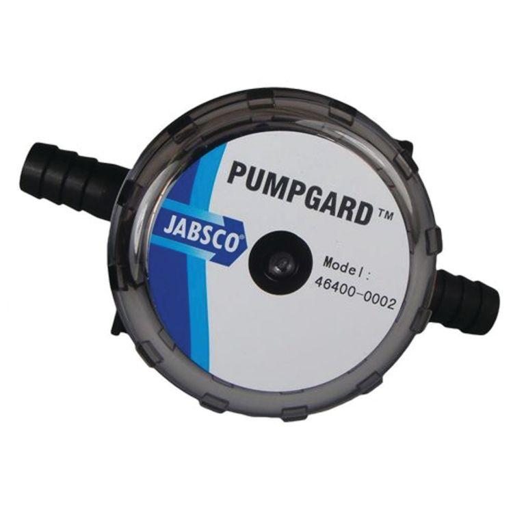 JABSCO PUMPGARD INLINE STRAINER
