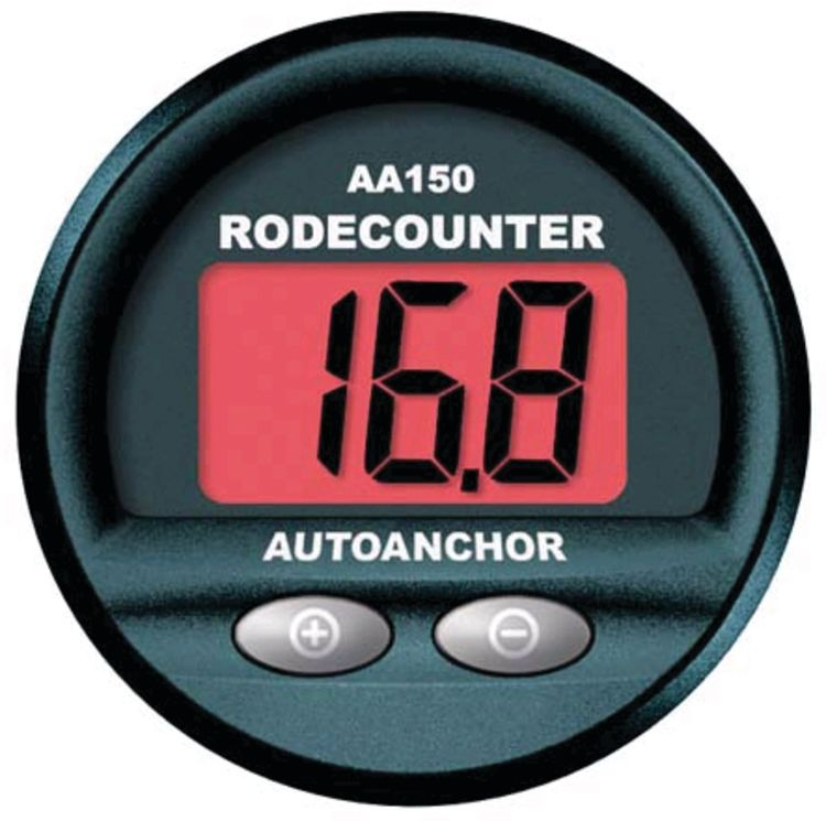Lofrans AutoAnchor AA150 Chain & Rope Counter | Fisheries Supply