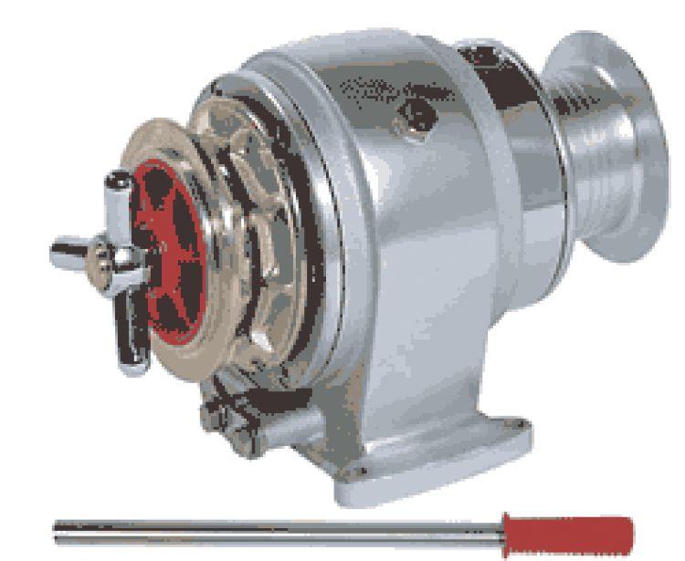 ursus manual windlass vetus fisheries supply rh fisheriessupply com Lewmar Windlass Capstan Mount a Windlass