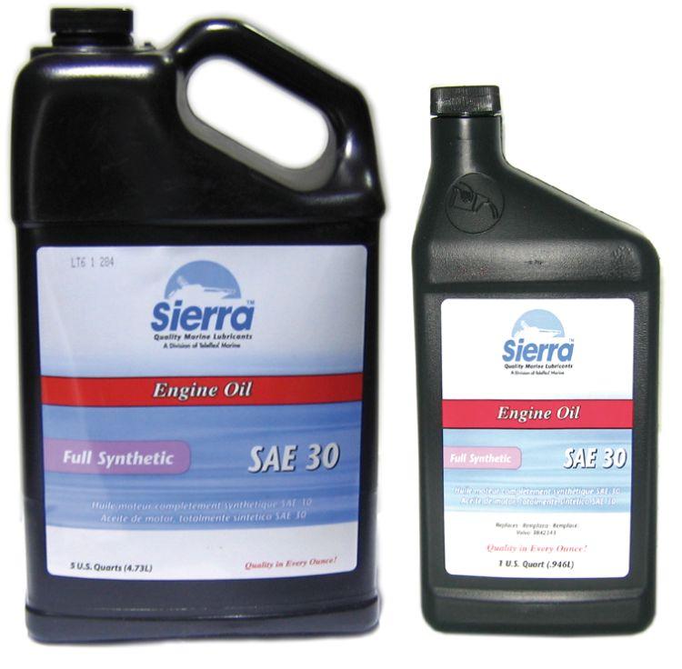 Sae 30 Full Synthetic Marine Engine Oil