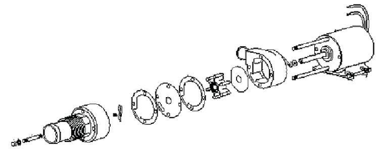 Jabsco 18590 Series Dc Macerator Pump