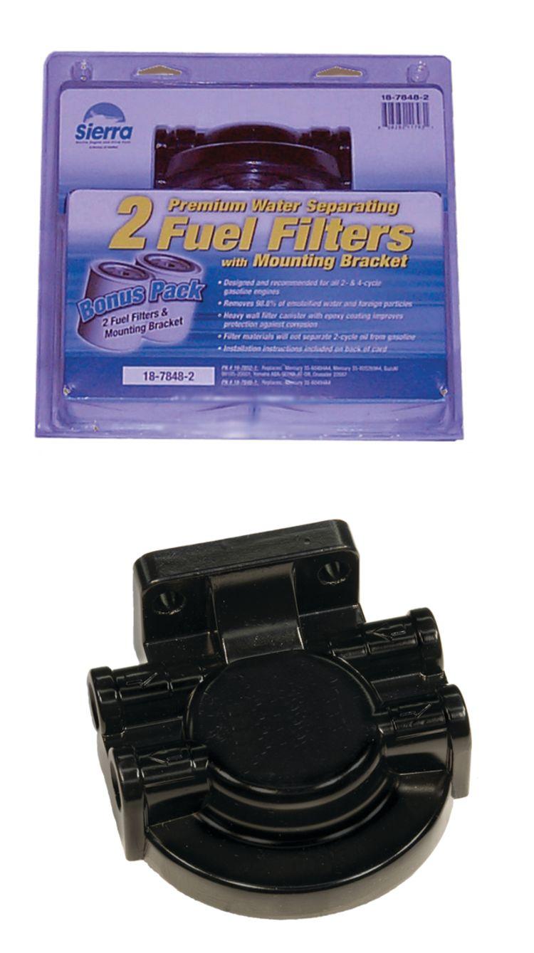 Johnson/Evinrude Fuel Water Separator Kits - Sierra