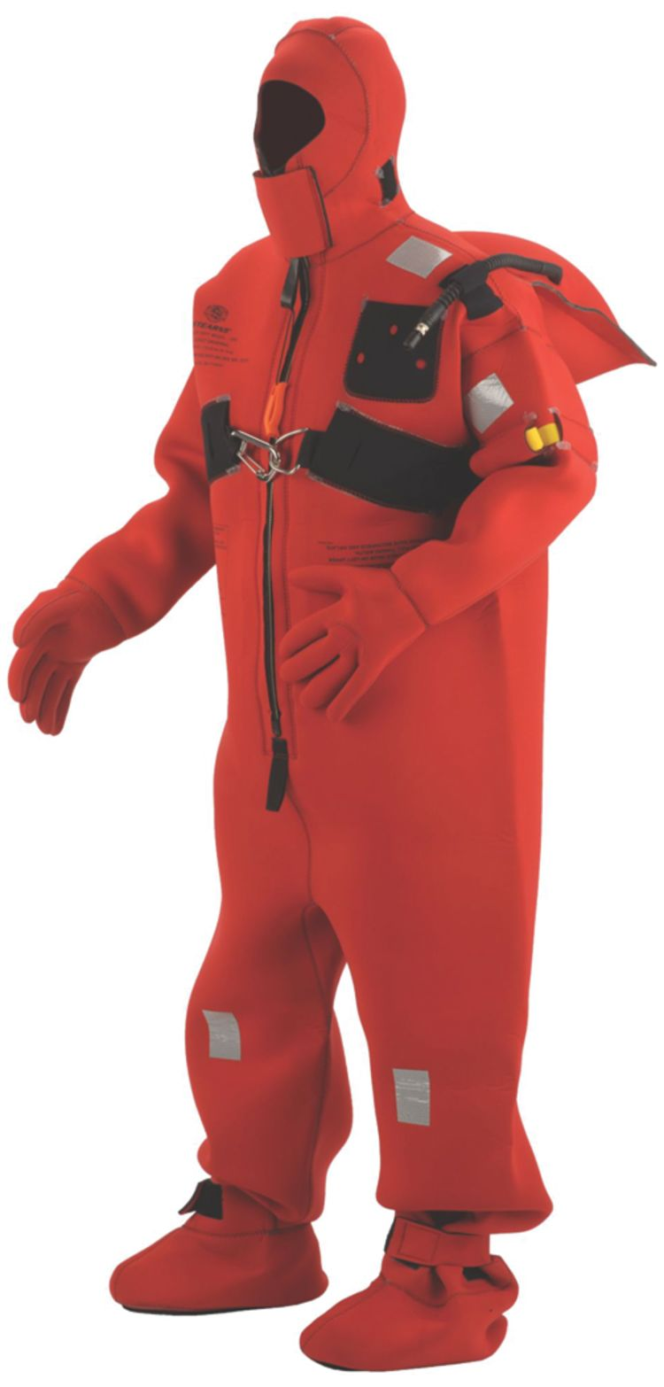 Immersion Suit      model I590