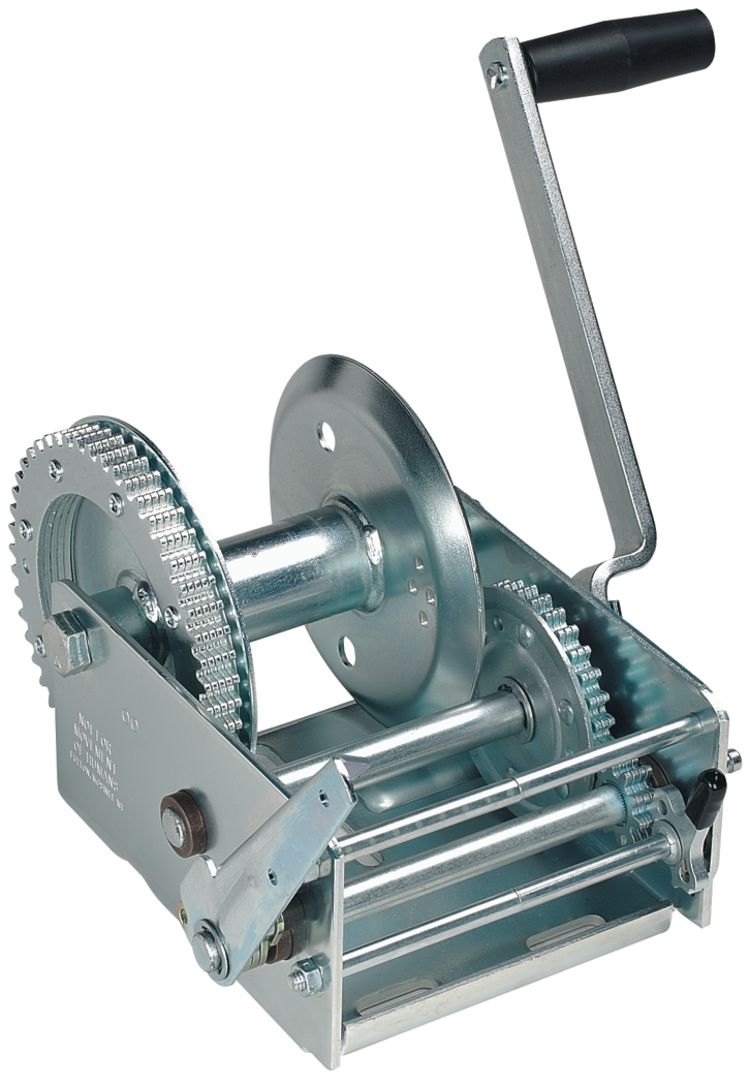 Two Speed Trailer Winches - Fulton Performance | Fisheries