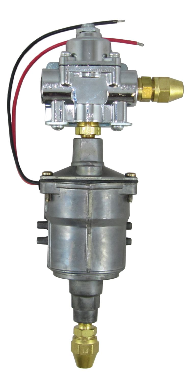 FRD-1 Reciprocating fuel pump applications marine heaters or stove systems