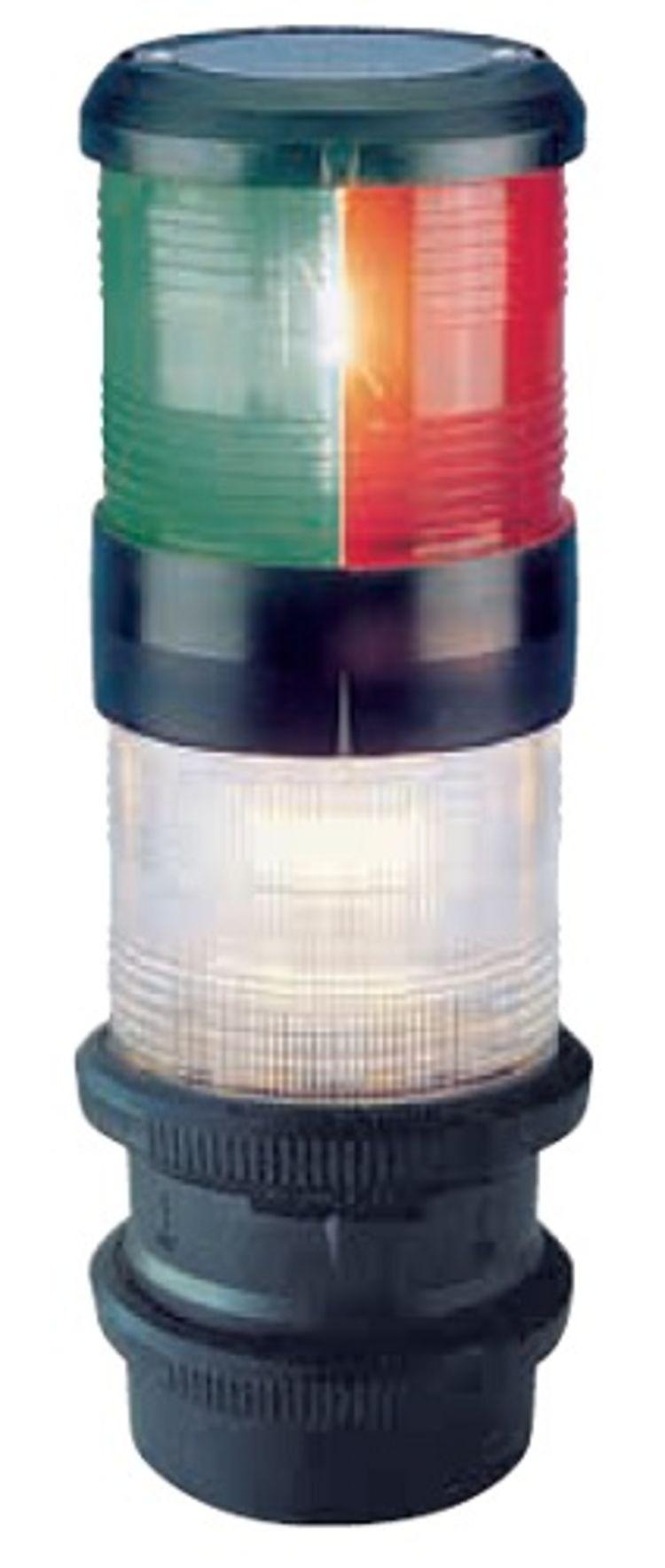 Replacement Lens for AQUASIGNAL 40 Tri-colour Anchor