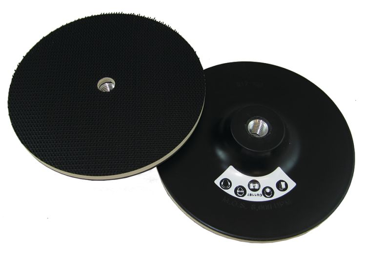 Scotch-Brite Surface Conditioning Disc Holder - 3M | Fisheries Supply