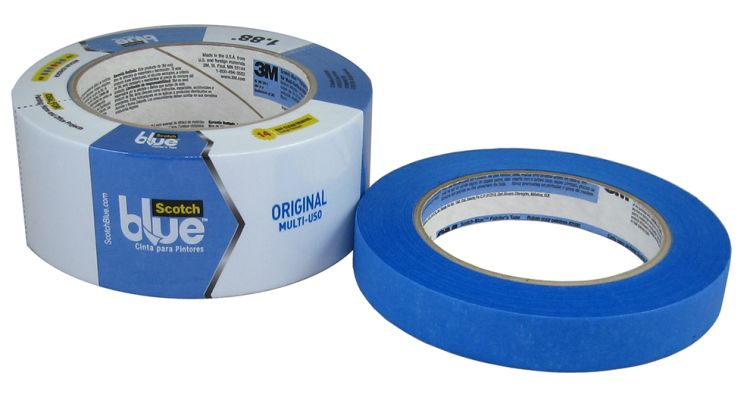 scotch blue painters tape 2090 - Blue Painters Tape