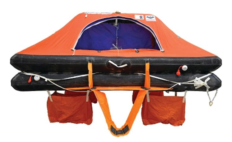 Life Rafts, Survival Immersion Suits & Sea Anchors
