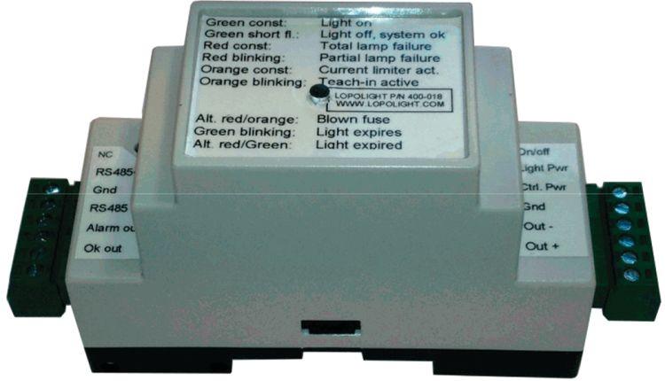 Navigation Light Monitoring Relay