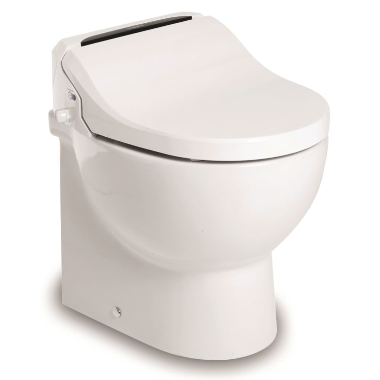 E-Breeze Toilet & Bidet