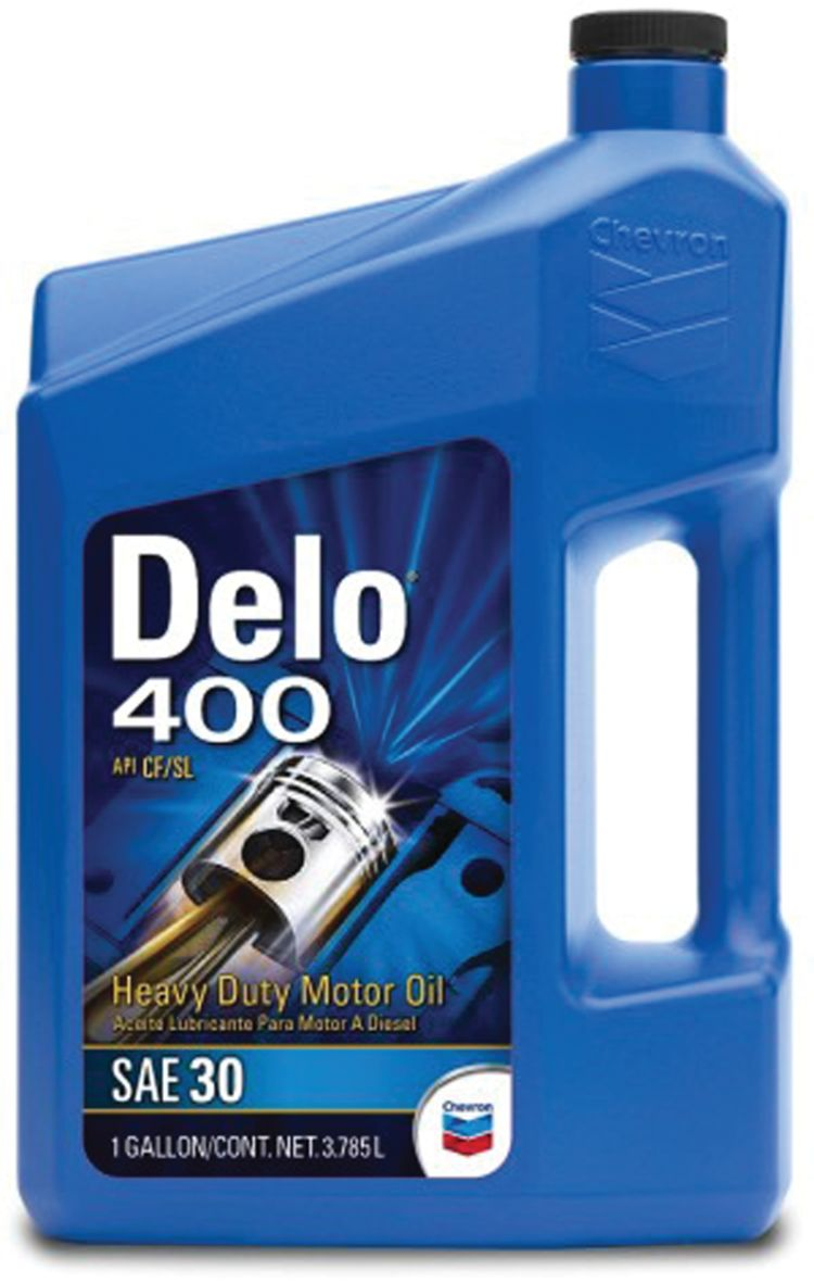 Ga Delo 400 30 Weight Oil