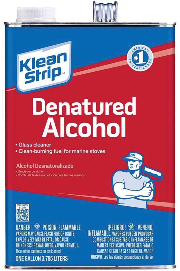 Denatured Alcohol - Klean-Strip | Fisheries Supply