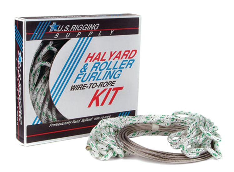 Wire-to-Rope Halyard Kits - US Rigging Supply | Fisheries Supply