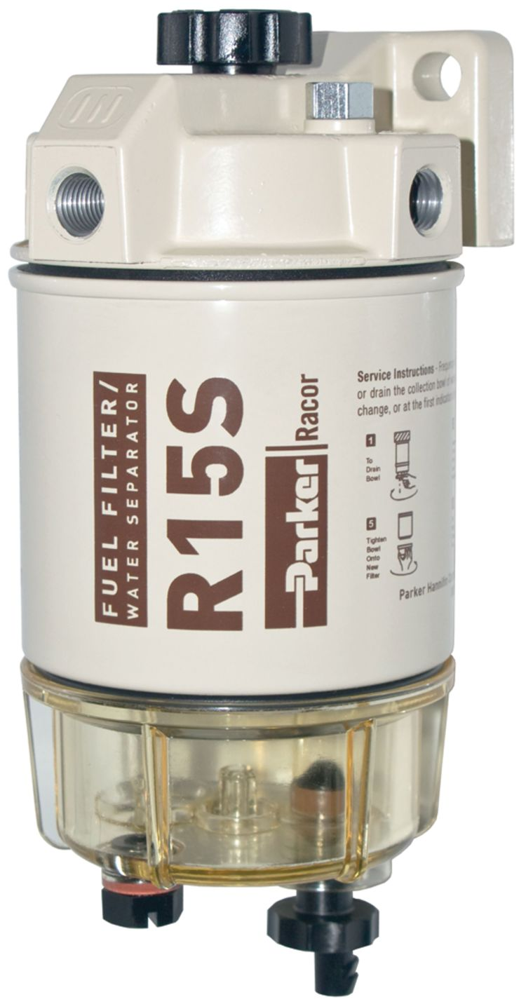 SPIN-ON FUEL FILTER 2MIC