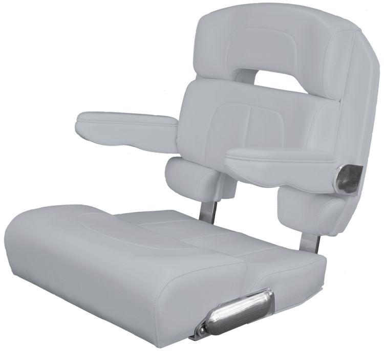 HA1 Series 25 in Capri Helm Chair - Deluxe  sc 1 st  Fisheries Supply & HA1 Series Helm Chairs