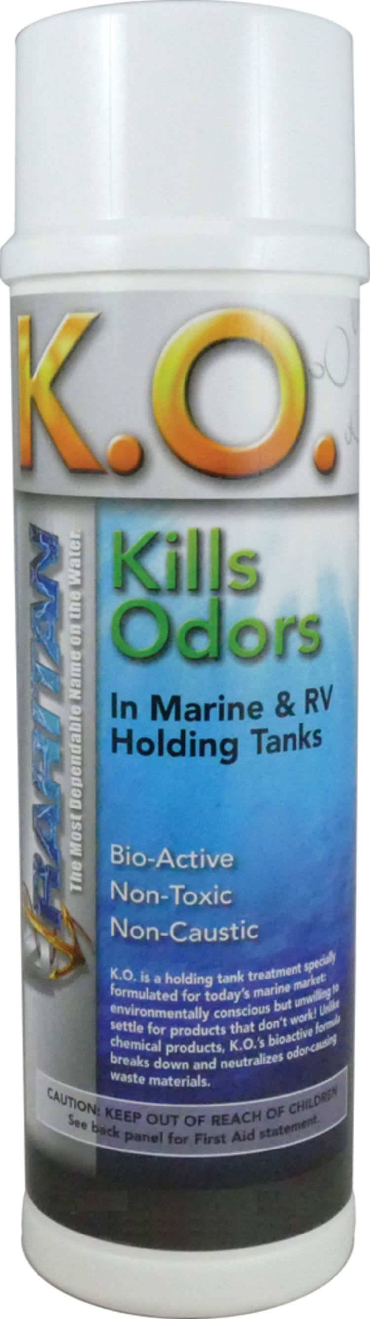 Kills Odor Holding Tank Treatment from Raritan