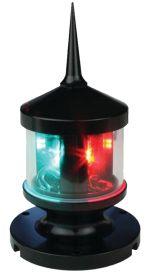 LED Navigation Tri-Color Light from Lunasea